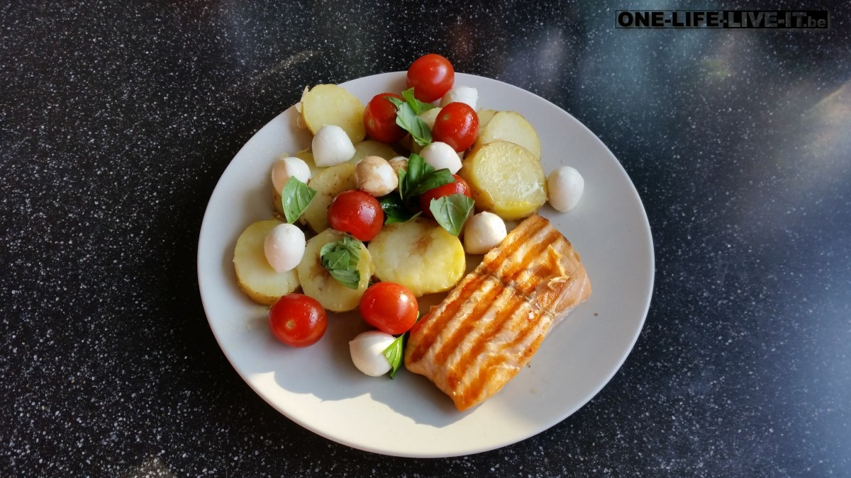 Patat Mozzarella